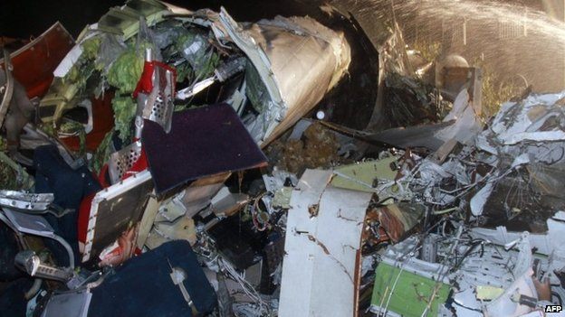 TransAsia Flight GE222: Taiwan Airways plane crash kills at least 40